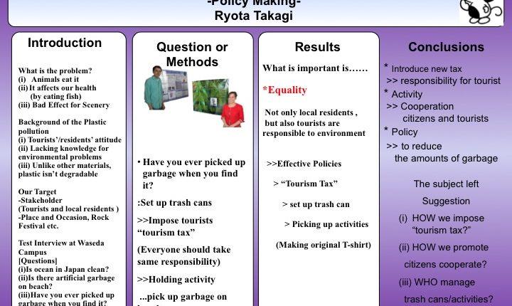 Presentation-Kamakura-Field-work-Ryota-Takagi